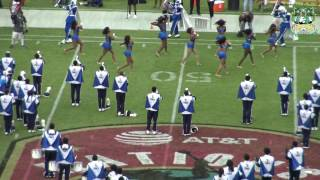 nations classic 2016 hampton university halftime from behind