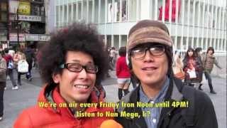 Animated Spring 2012 Vlog 7: Umeda/Namba, Osaka