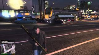 Grand Theft Auto V biggest explosion by ayaz