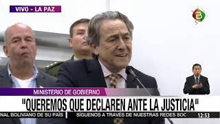 🔴 #URGENTE VOX acude a Bolivia para conocer la verdad de las relaciones entre Podemos y Morales