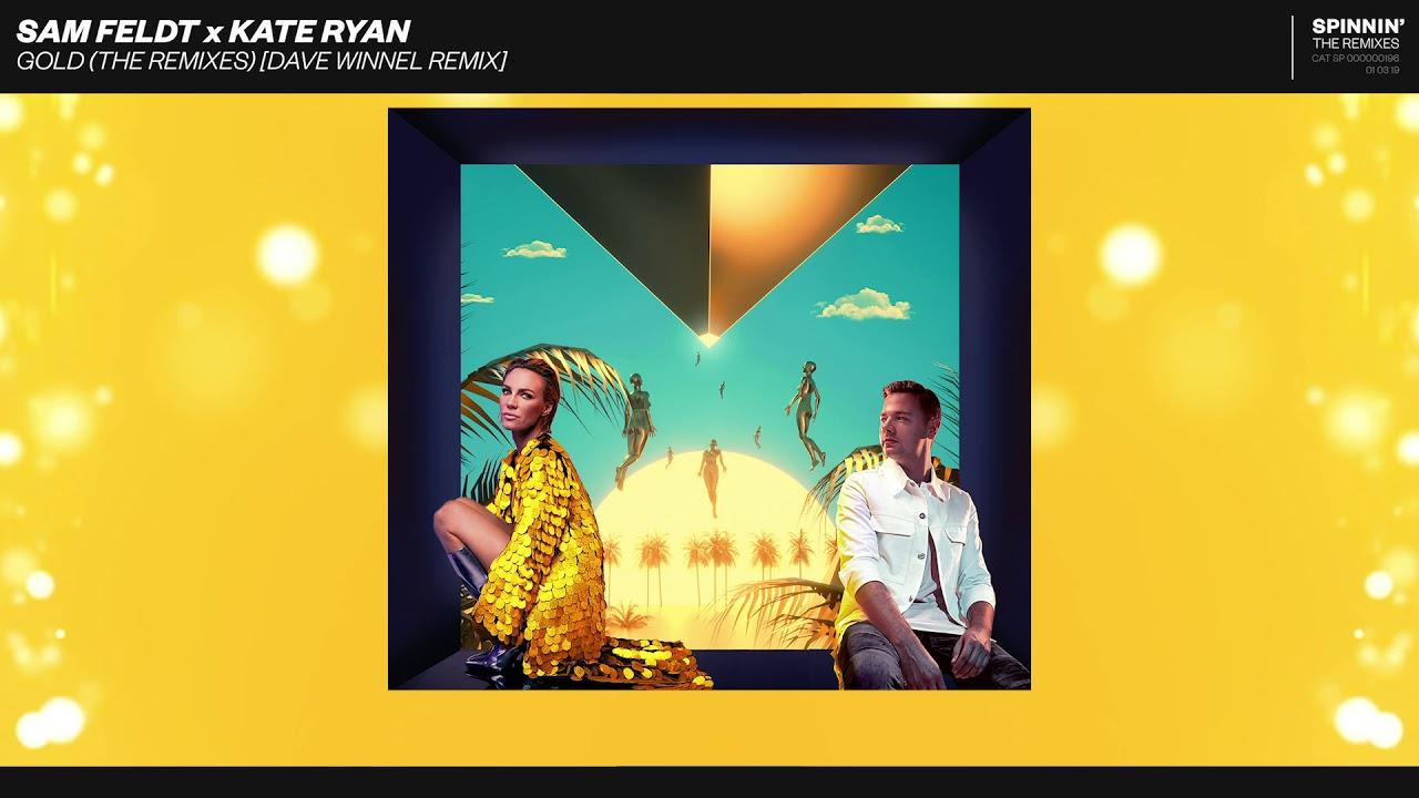 Download Sam Feldt x Kate Ryan - Gold (Dave Winnel Remix)