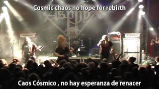 Asphyx - Last One On Earth (Lyrics & Subtitulado al Español)