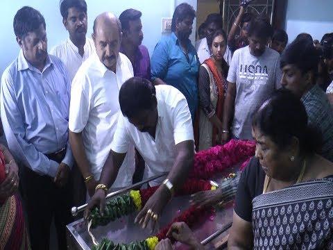 Saamy-2 Cinematographer Priyan Passed Away   LiveOnHeavenTv