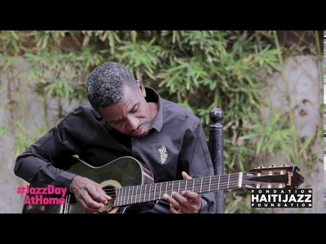 Emmanuel Valcin/Fondation Haiti Jazz (Haiti):