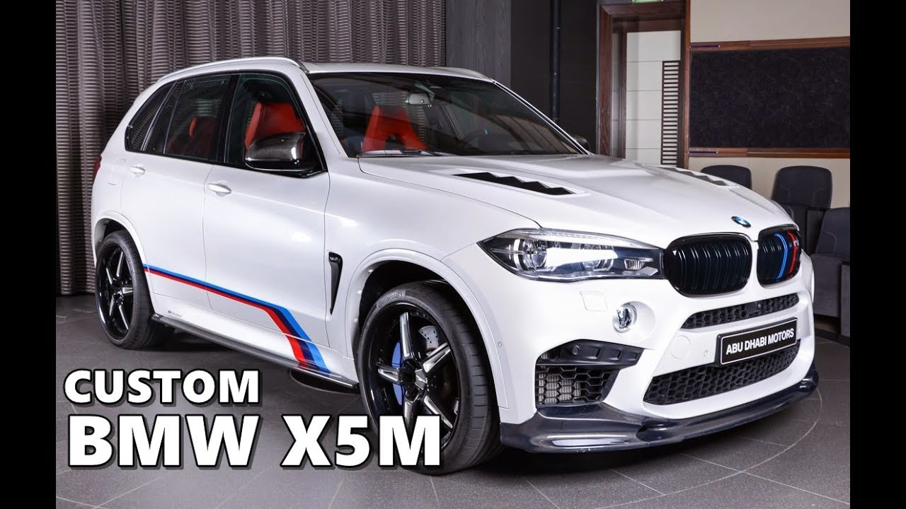 Custom Bmw X5m 3d Design Ac Schnitzer M Performance