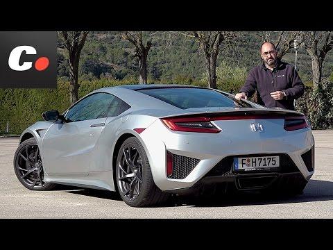 Honda NSX 2017 (Acura NSX) | Prueba / Test / Review en español | Coches.net