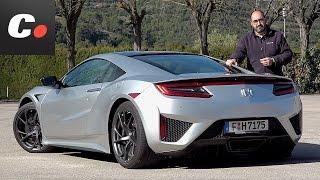 Honda NSX (Acura NSX) | Prueba / Test / Review en español | Coches.net