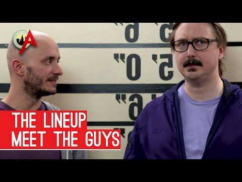 Meet the Guys ft. John Hodgman (The Lineup Ep. 1 of 6)