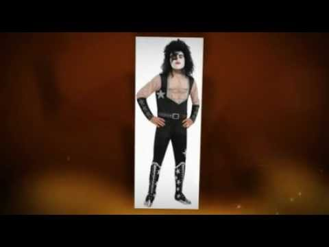 Mens Rockstar and Popstar Costumes (New for 2011)