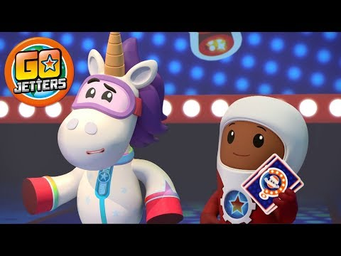 Go Jet Academy: Global Gameshow - Go Jetters Series 2 - Go Jetters