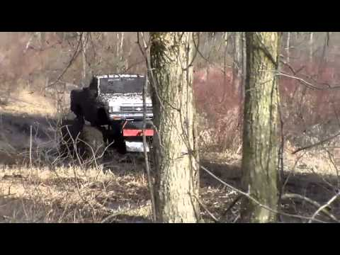 hooker mud truck test and tune 4-5-2013
