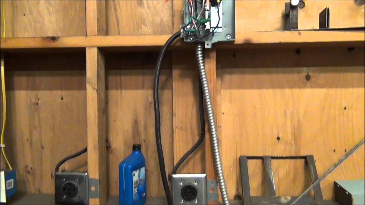 Shihlin p40tx magnetic starter install youtube