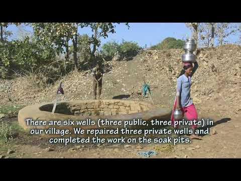 Water Cup- A success story of Kakaddara village
