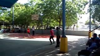 Partido de Fútbol D`Candido maracaibo junio 2012 6/3