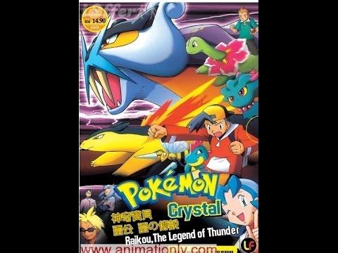 Mangaman S Pokemonth Pokemon Crystal The Legend Of Thunder 2006