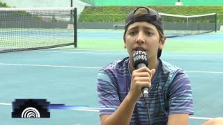 MINI CRACKS | Tenista Sebastián Domínguez