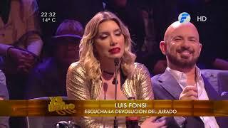 Devolución para #LuisFonsi   Ronda 2   YoMeLlamoVIP