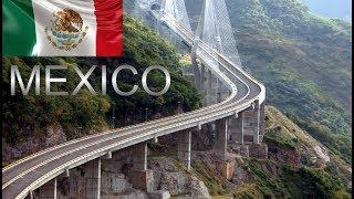 AUTOPISTA DURANGO - MAZATLÁN Y PUENTE BALUARTE: MEGAESTRUCTURAS, INGENIERÍA MEXICANA EXTREMA