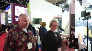 Attract Customer Attention Today: Inavate and Giant iTab at ISE
