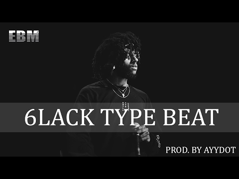 'Lately' | 6LACK Type Beat | 70bpm | Prod. By AyyDot