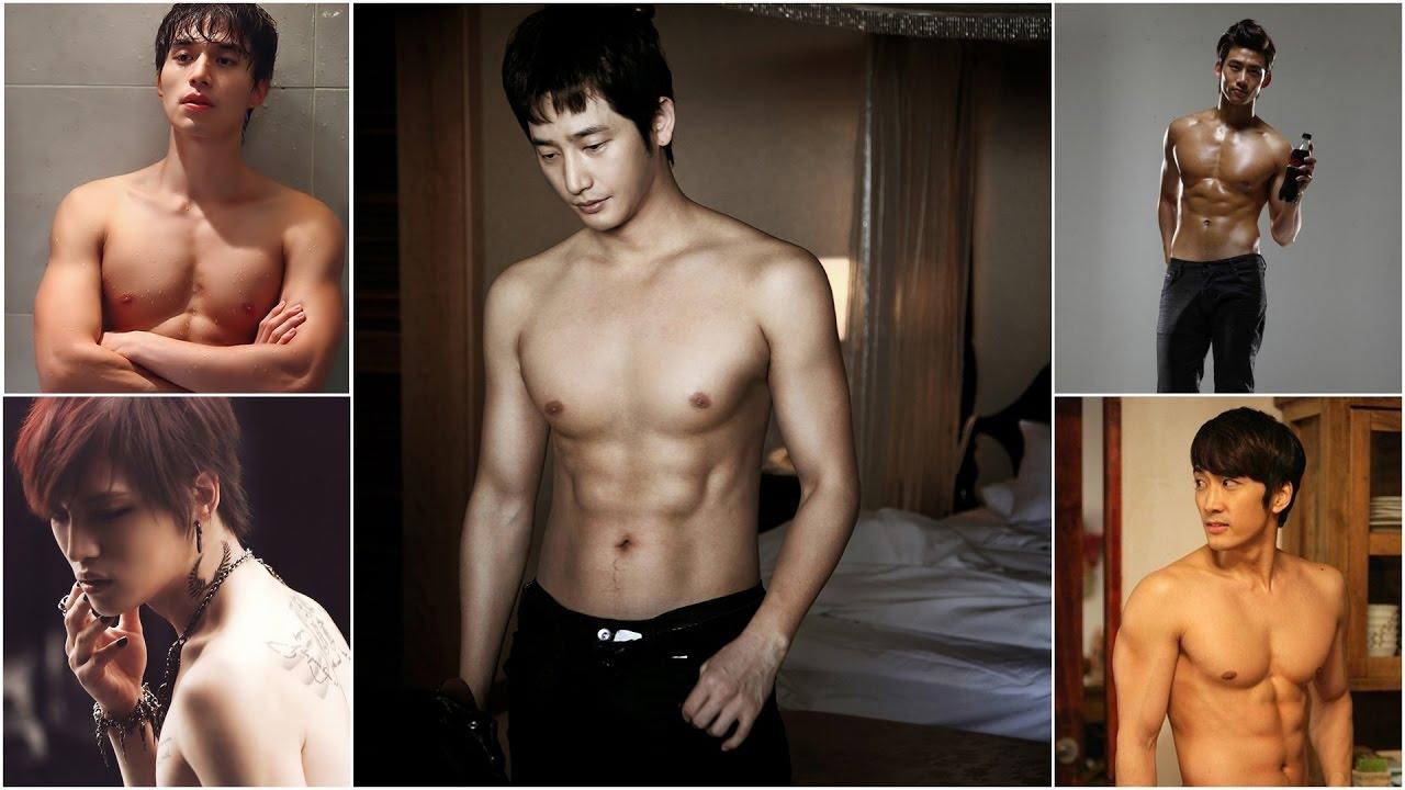 Сексуальные корейцы