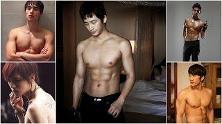 Топ-5 самых сексуальных актеров Южной Кореи 2015 года & Лучшие актеры Южной Кореи
