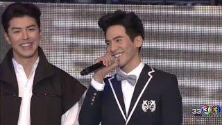 แนะนำตัว✈นักบิน✈   เทปบันทึกการแสดง love is in the air channel 3 charity concert