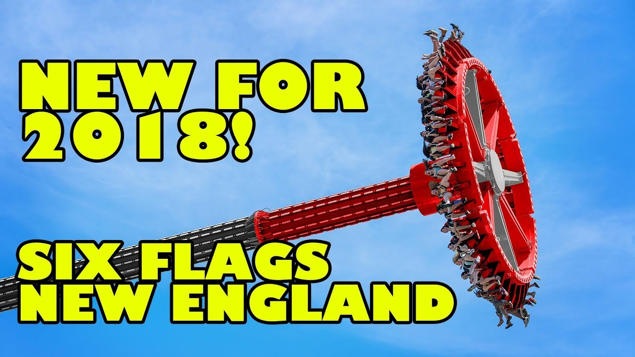 018ccbf60c4c2f Theme Park Review • Six Flags New England (SFNE) Discussion Thread