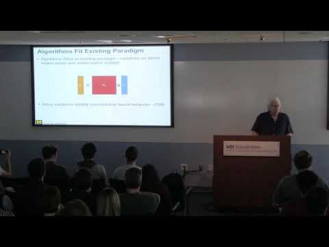 The Explosion in Neural Network Chips - Trevor Mudge