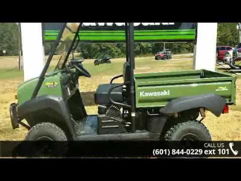 2013 Kawasaki MULE 4010 4x4 - Road and Track Powersports