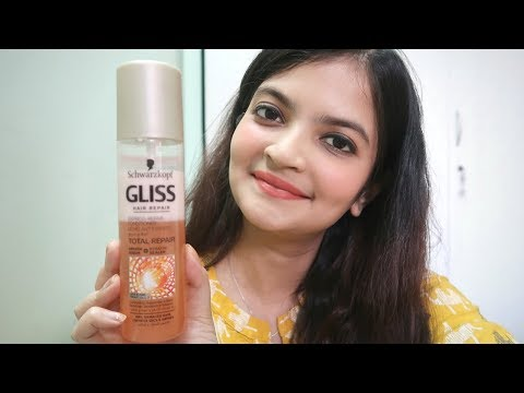Schwarzkopf Gliss Hair Repair Leave in Conditioner | Ultra Moisture Express Repair for Dry hair |