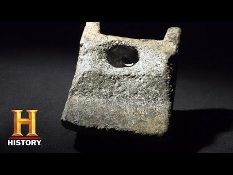 Ancient Aliens: UFO Artifact Found Next To Dinosaur Bones (Season 12) | Exclusive | History