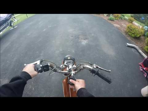 Awesome Pedal Moped!!!