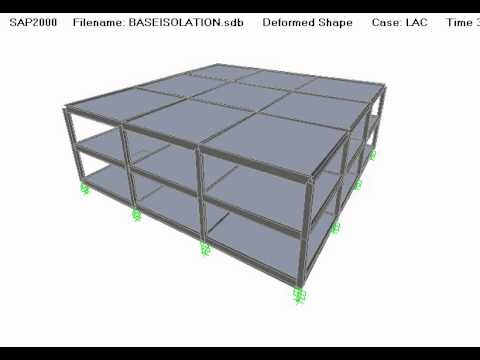 base isolated buildings With both types of base isolation, building movement during an recommendations for the design and construction of base isolated structures: author: blakeley.