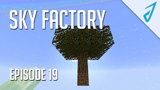 Sky Factory 2.5: INTERFACE IT ALL! (Episode 19)