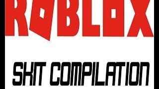 Roblox Skit compilação