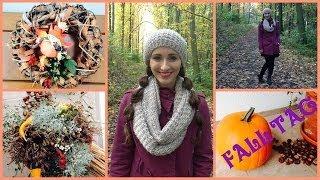 I ♡ Fall Tag / Podzimní Tag