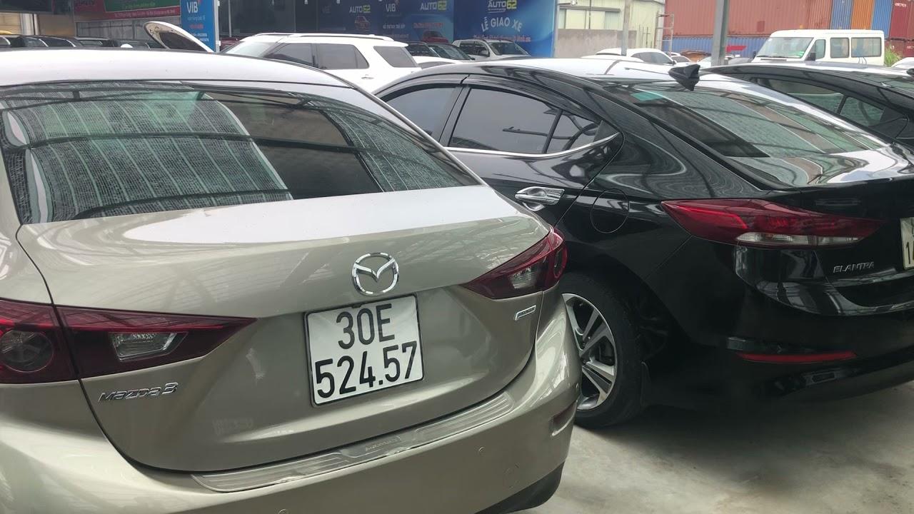 Thanh lí 03 mẫunxe Hyundai, Mazda 3 phân khúc C! Giá hợp lý cho anh em có nhu cầu! 0939063333
