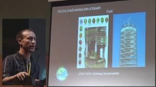 Defining sustainabilty: James Phillips-ZDay 2015 London