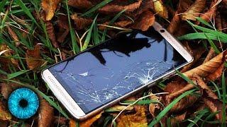 Nie mehr gesplitterte Smartphone-Displays! - 10 Jahre Clixoom