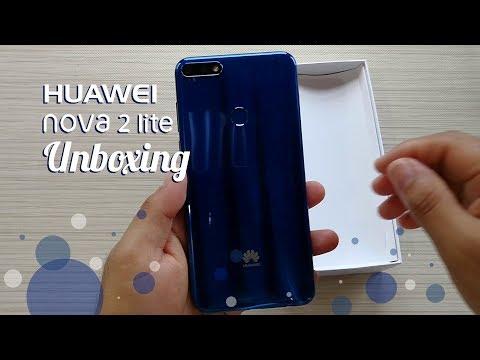 Huawei Nova 2 Lite Unboxing