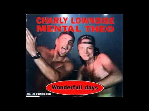 Starsplash feat Charly Lownoise & Mental Theo  Wonderful Days