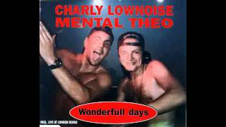 Starsplash feat. Charly Lownoise & Mental Theo - Wonderful Days
