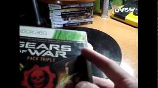 Unboxing Gears Of Wars Triple Pack - ChileUnboxing
