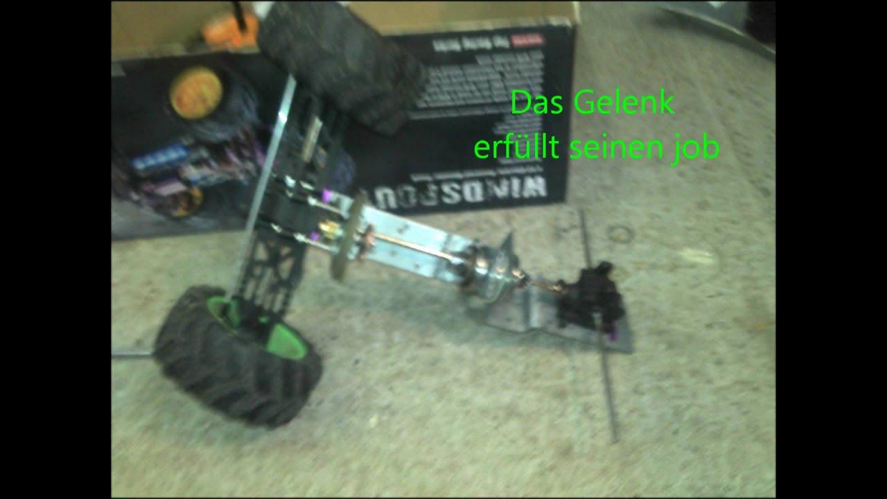 RC Crawler (Homemade\\Eigenbau) - YouTube