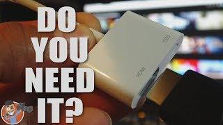 Apple Lightning Digital AV Adaptörü : Para kazanmak Gerekir?