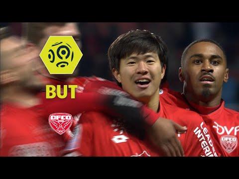 But Changhoon KWON (50') / Dijon FCO - ESTAC Troyes (3-1)  / 2017-18