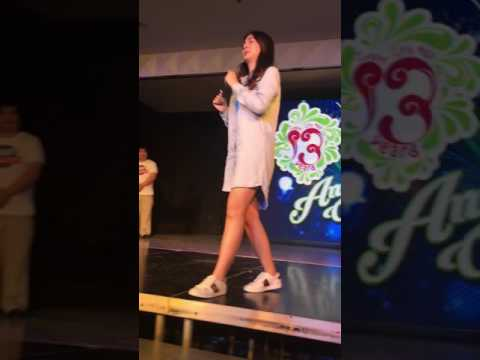 Sofia Andres live in Bohol by DreamProduction