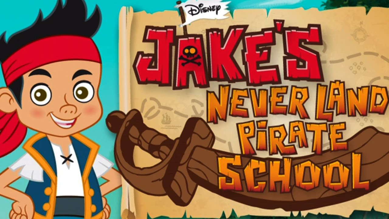 ღ Jake And The Never Land Pirates - Jake's Never Land ...