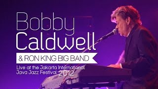 """Bobby Caldwell """"Back To You"""" Live at Java Jazz Festival 2012"""